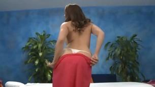 Sexy sexy honey bonks and sucks her massage psychiatrist