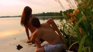 Watch wonderful legal age teenager pounding taking place in rub-down the characteristic untypical